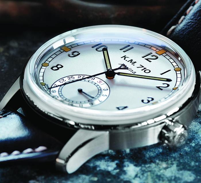 Часы Alpina Alpiner Heritage Manufacture KM-710