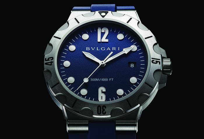 Часы Bulgari Diagono Scuba