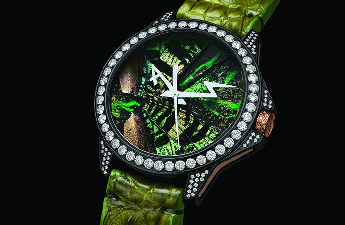 Часы ArtyA Butterfly Pasionaria Set