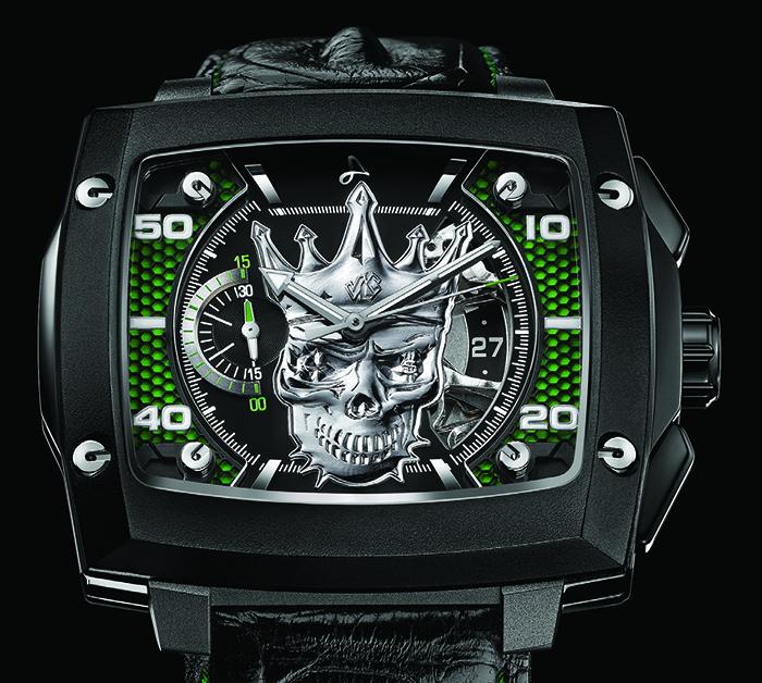 Часы Hautlence Invictus Vida Loca Choppers