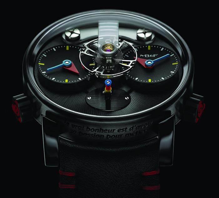 Часы MB&F LM1 Silberstein