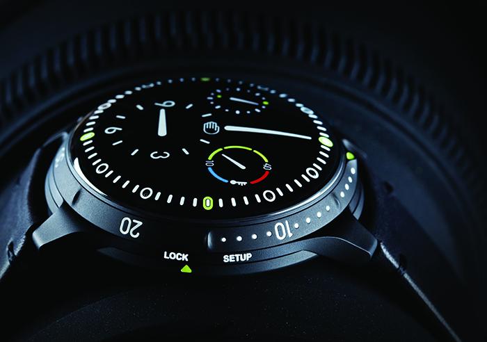 Часы Ressence Type 5B