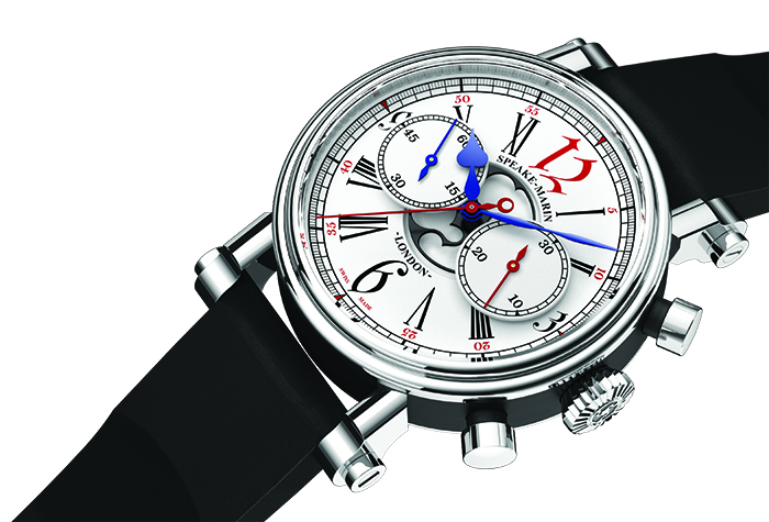 Часы Speake-Marin London Chronograph