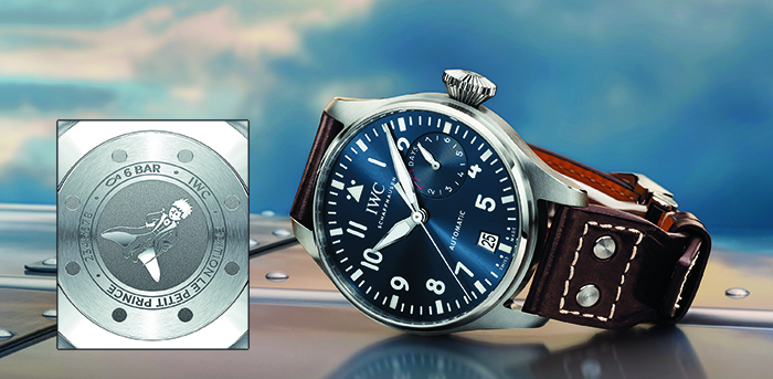 Часы Big Pilot's Watch Edition «Le Petit Prince»