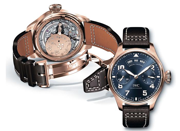 Часы Big Pilot's Watch Annual Calendar Edition «Le Petit Prince»