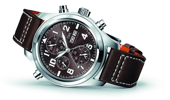 Часы Pilot's Watch Double Chronograph Edition «Antoine de Saint Exupery»