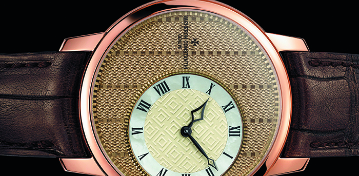 Часы Vacheron Constantin Metiers d'Art Sartoriale