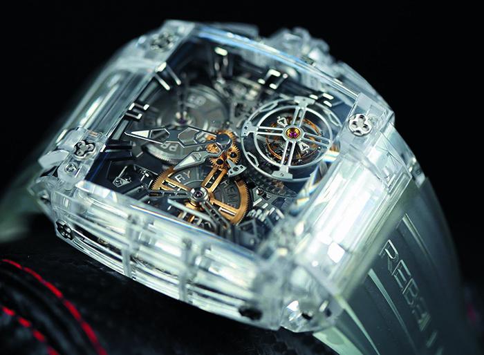 часы Rebellion Magnum 540 Sapphire