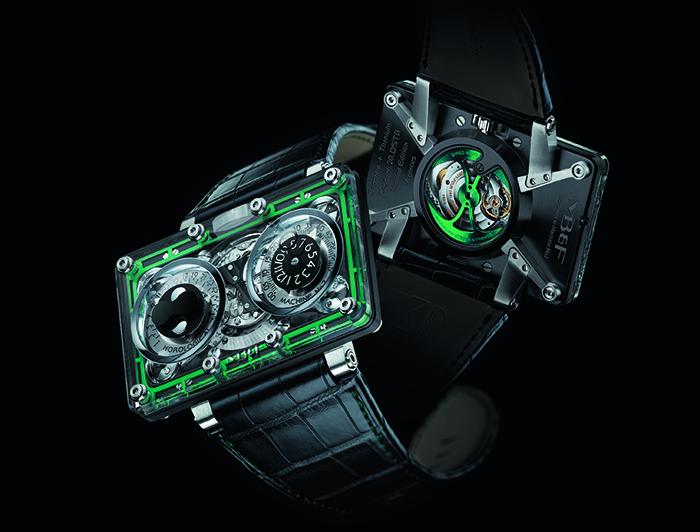 Часы MB&F HM2-Black SV