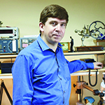 Андрей Бабанин, часовой мастер