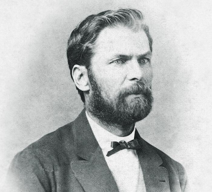 Школьный учитель Урс Шильд, один из основателей Dr. Girard & Schild будущей Eterna