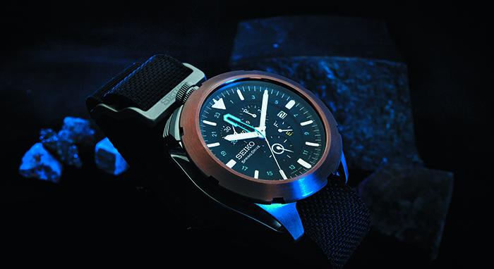 Часы Seiko Spring Drive Spacewalk