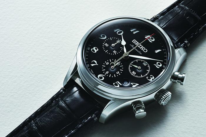 Часы Seiko Presage Chronograph Limited Edition, Ref. SRQ021