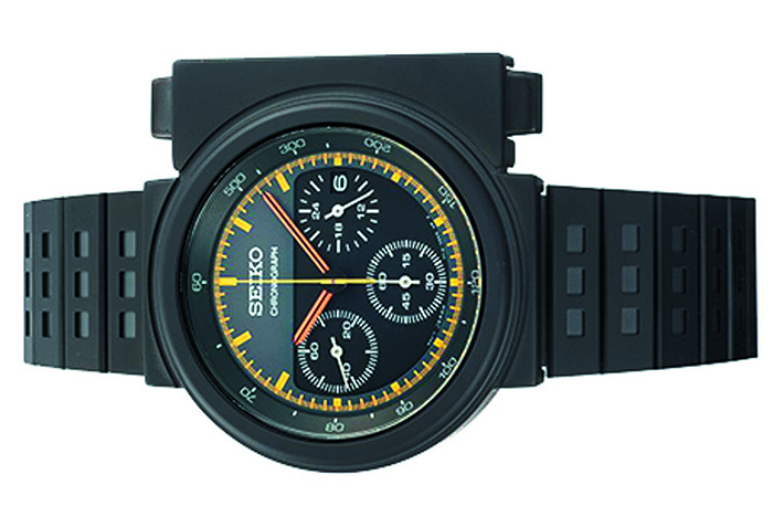 Часы Seiko X Giugiaro Design Spirit Smart