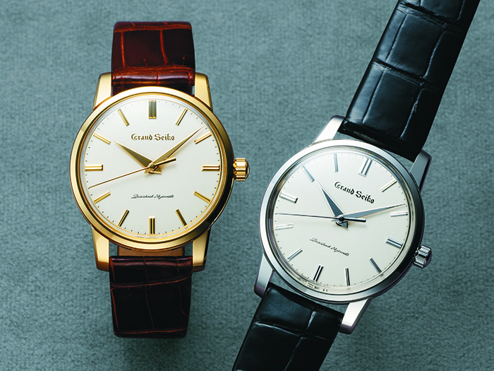 Часы Grand Seiko 130th Anniversary