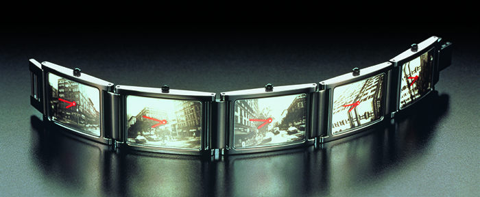 Часы Andy Warhol Times 5