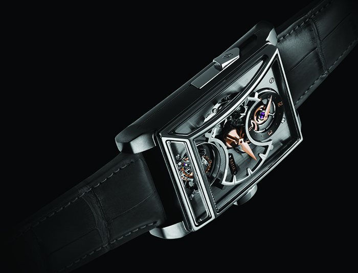 Часы ArtyA Minute Repeater Tourbillon Titanium Edition