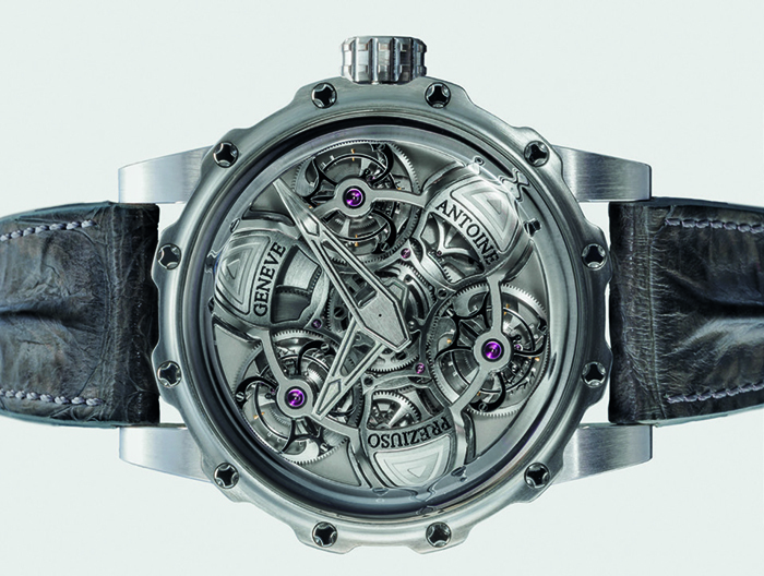 Часы Antoine Preziuso Tourbillon of Tourbillons The Power of Three