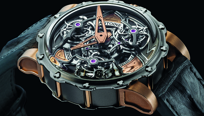 Часы Tourbillon of Tourbillons Power GTS