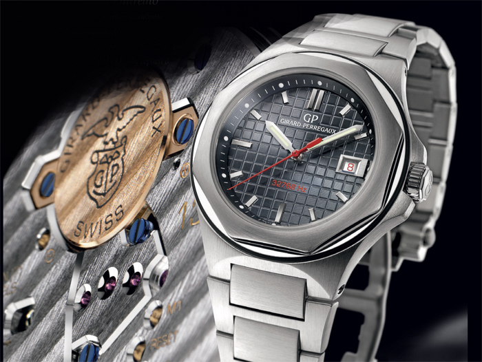 Girard-Perregaux Quartz 40th GP13500