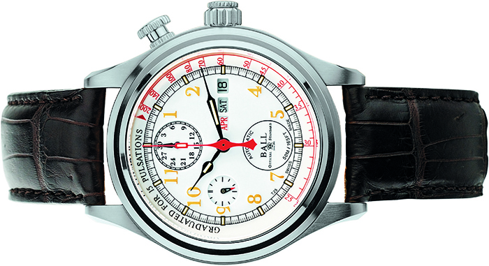Часы Trainmaster Doctor's Chronograph