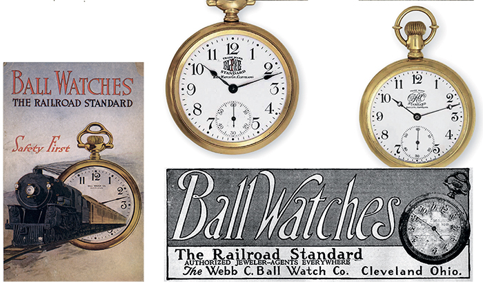 Ball & Co. No. 307412