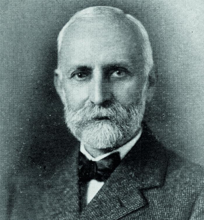 Уэбстер Клей Болл (1847-1922)