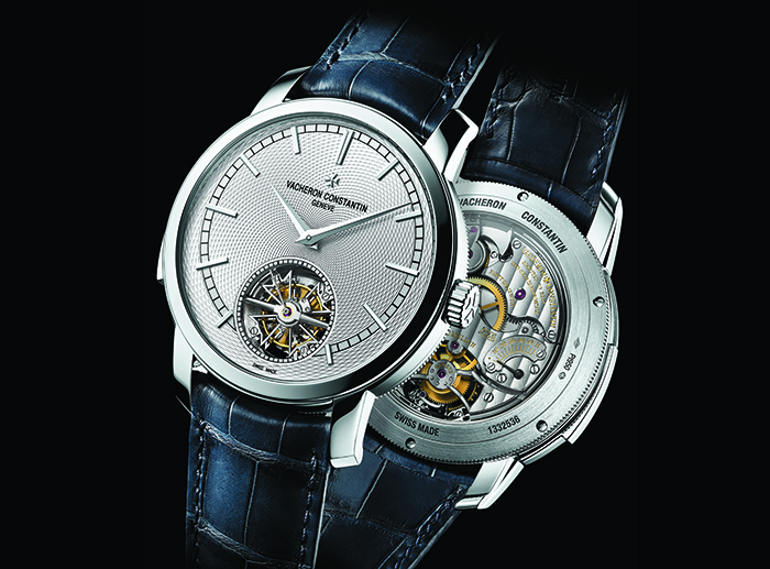 Часы Vacheron Constantin Traditionnelle Minute Repeater Tourbillon