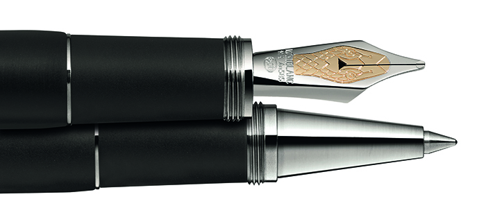 Montblanc Heritage Collection Rouge & Noir Limited Edition 1906