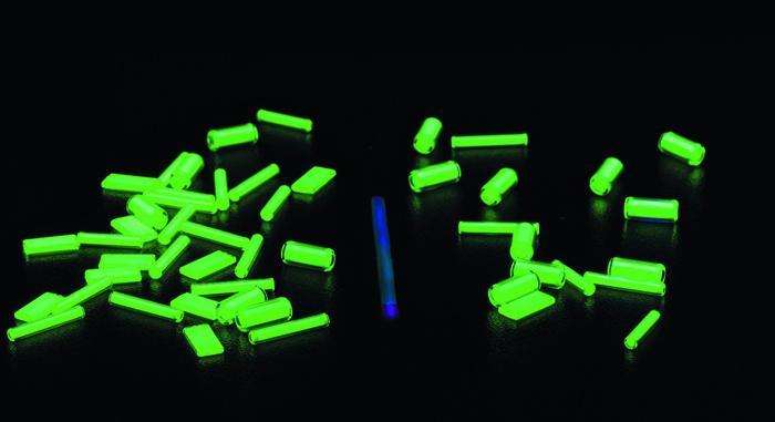 Микротрубки trigalight с газом H3 рассчитаны на 25 лет свечения