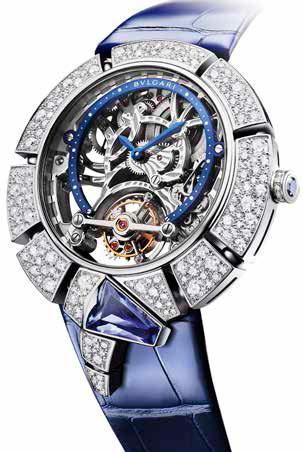 Bulgari Serpenti Incantati Tourbillon Lumiere