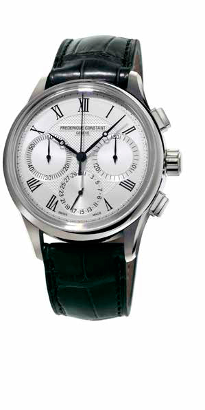 Frederique Constant Flyback Chrono Manufacture