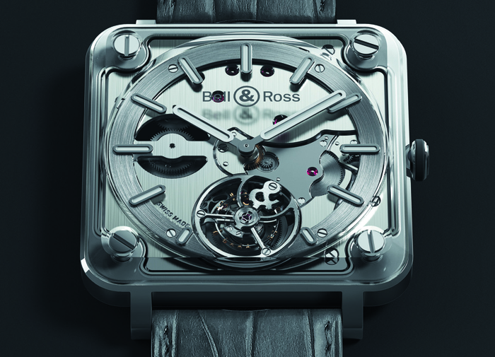 Часы Bell & Ross BR X2 Tourbillon Micro-Rotor Automatic