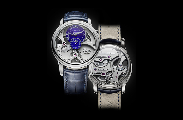 Часы Romain Gauthier Insight Micro-Rotor