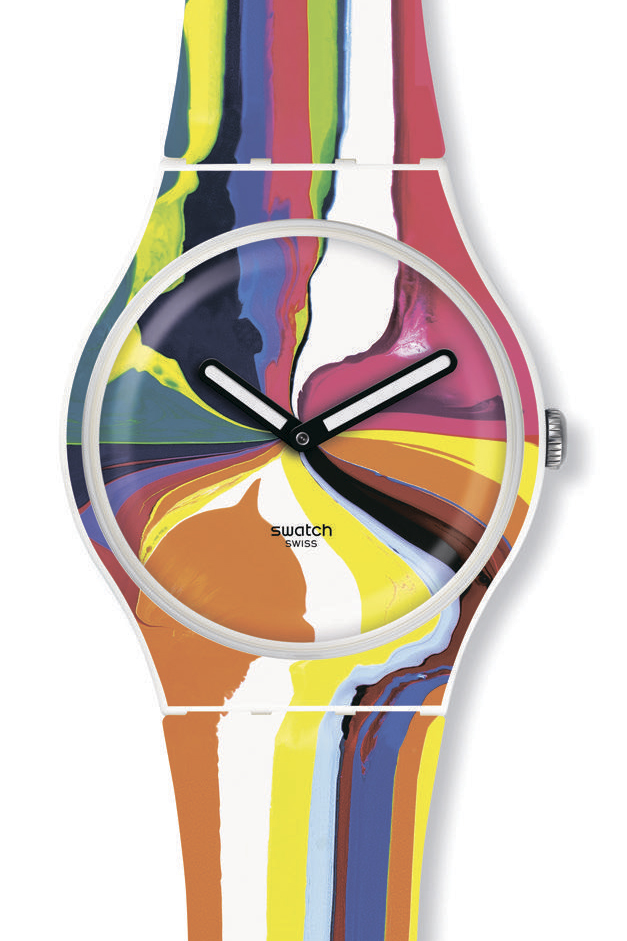 Swatch Art Special Wide Acres of Time