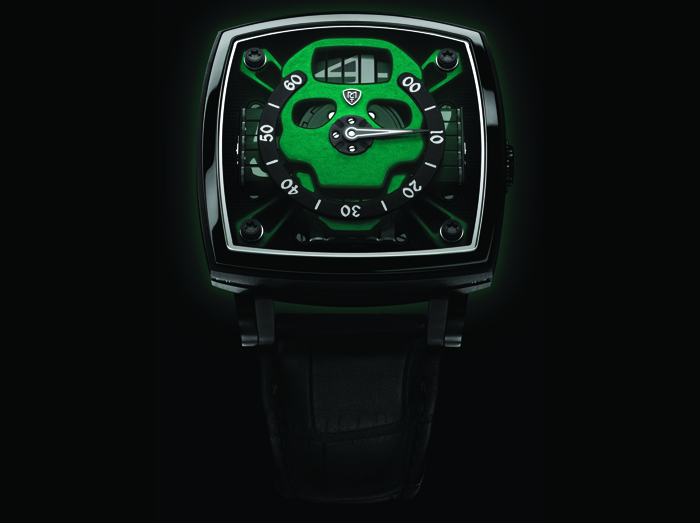 Часы MCT Sequential One S110 Skull