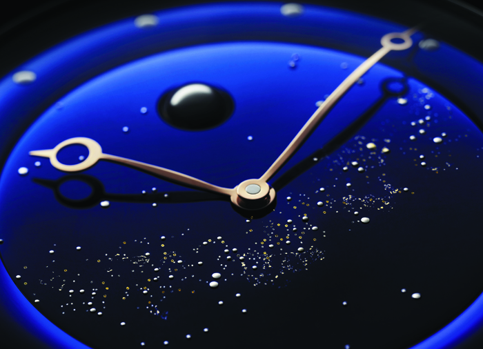 Часы De Bethune DB25 Milky Way