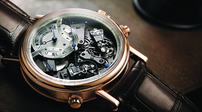 Часы Bregeut La Tradition Independent Chronograph