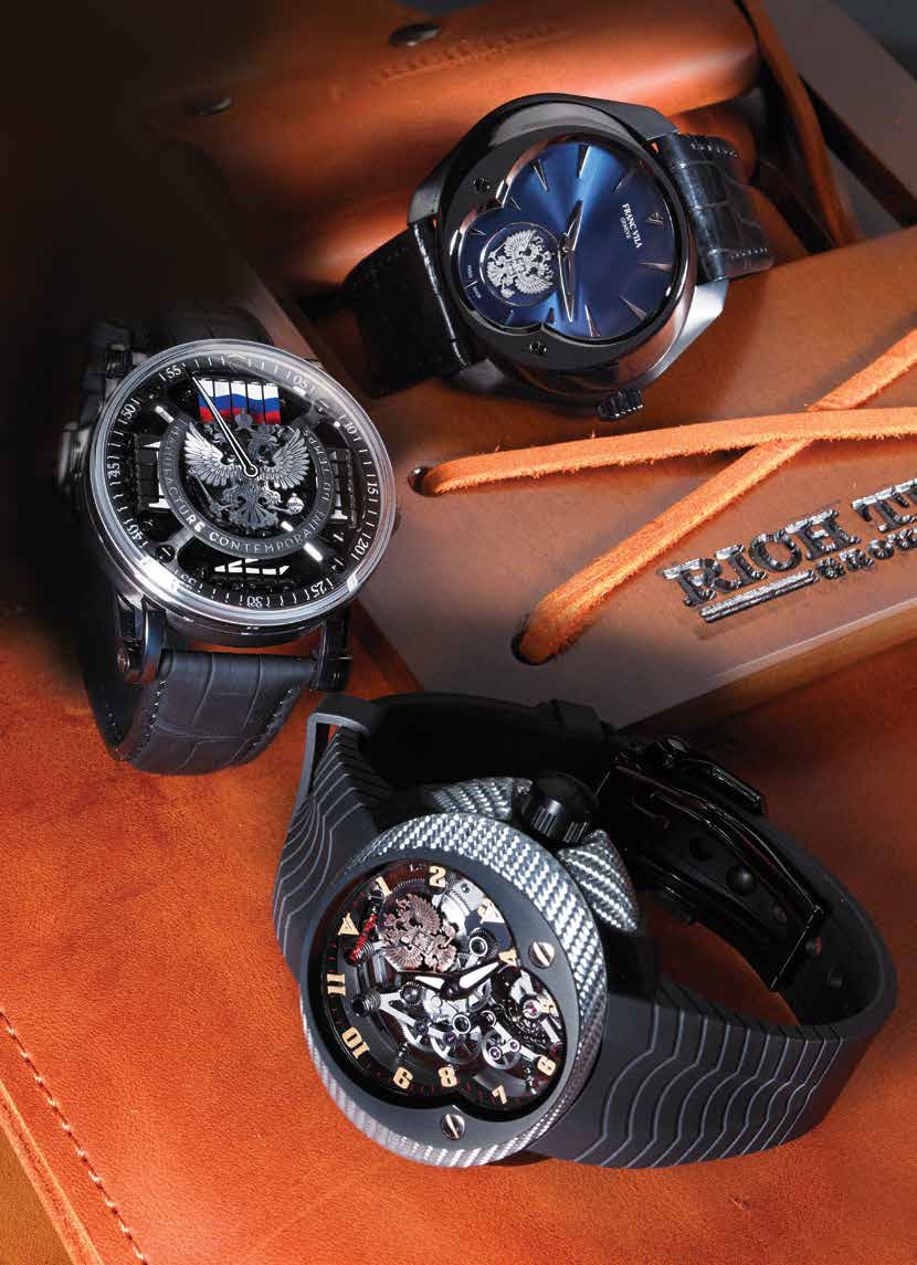 Watches For Russia in Rich Time Boutique