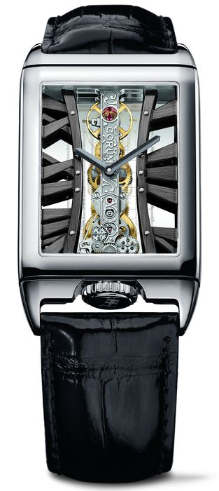 Часы Corum Golden Bridge Rectangle Joachim Horsley