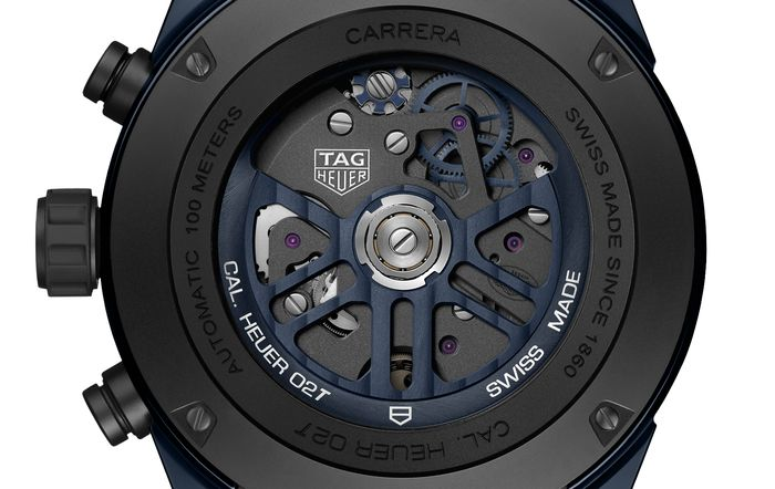 Tag Heuer Carrera Chronograph Tourbillon
