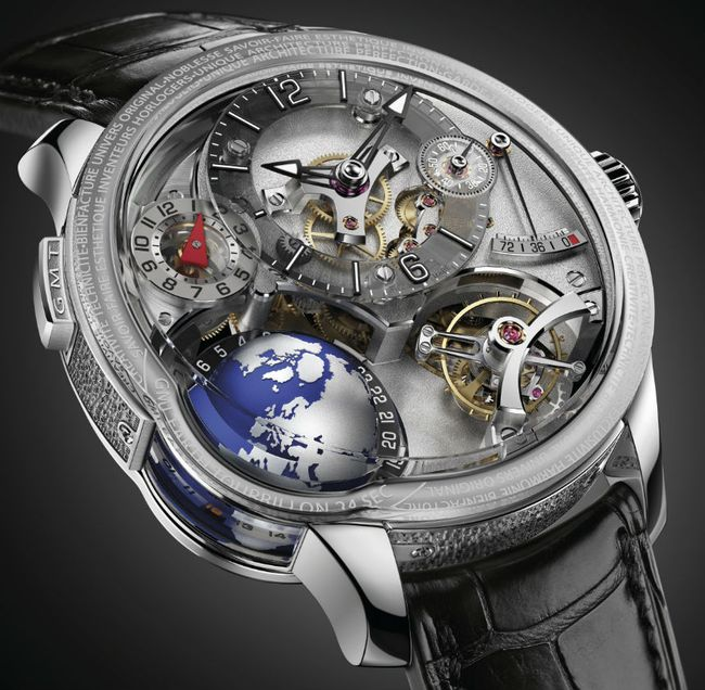 Часы Greubel Forsey GMT Earth