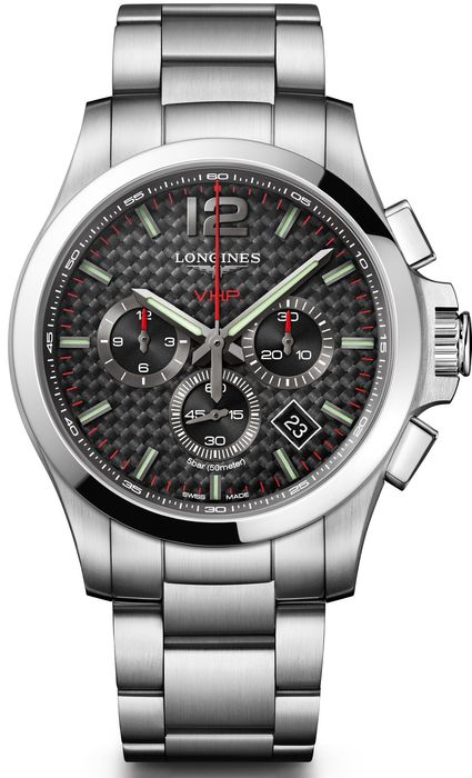 Часы Longines Conquest VHP Сhronograph