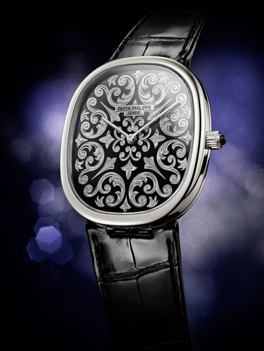 Patek Philippe Golden Ellipse 2018 года
