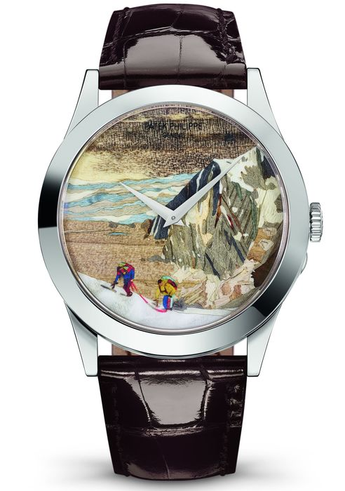 Часы Patek Philippe Roped Alpinists