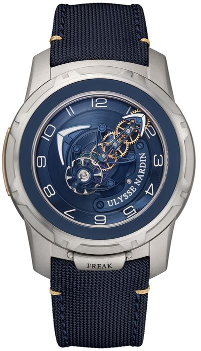 Часы Ulysse Nardin Freak Out