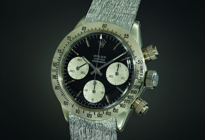 Часы Rolex Cosmograph Daytona The Unicorn