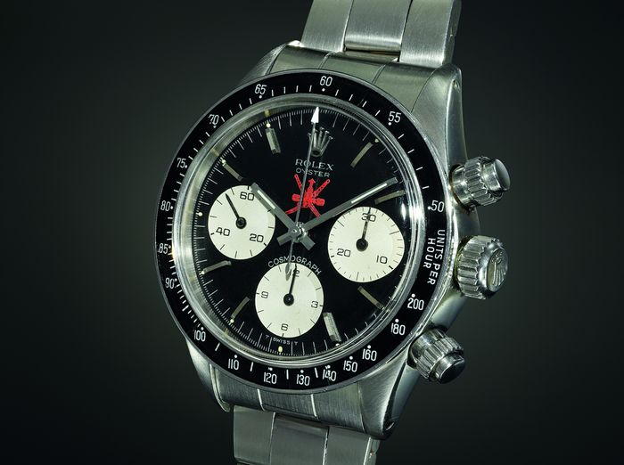 Часы Rolex 6263 The Red Sultan