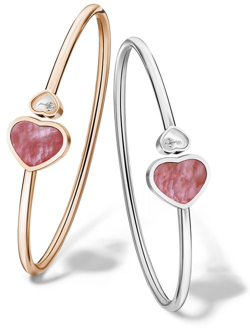 Браслет Chopard Happy Hearts