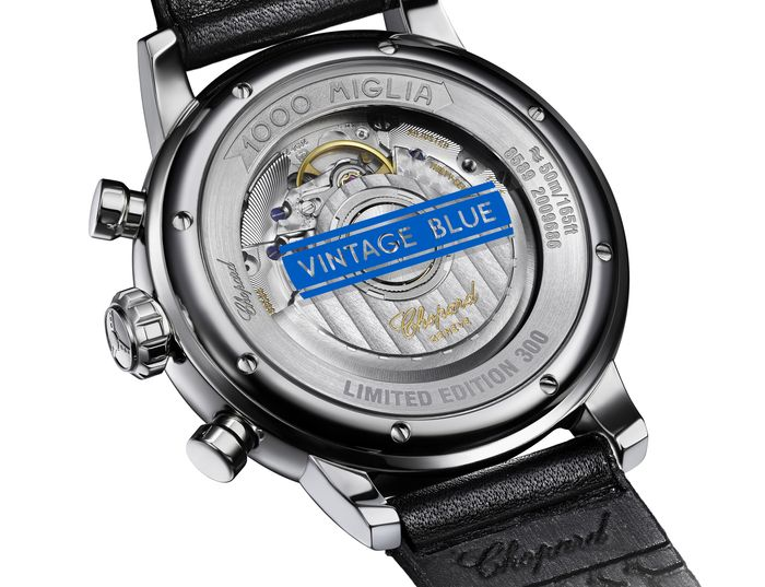 Chopard – часы Mille Miglia Racing Colours